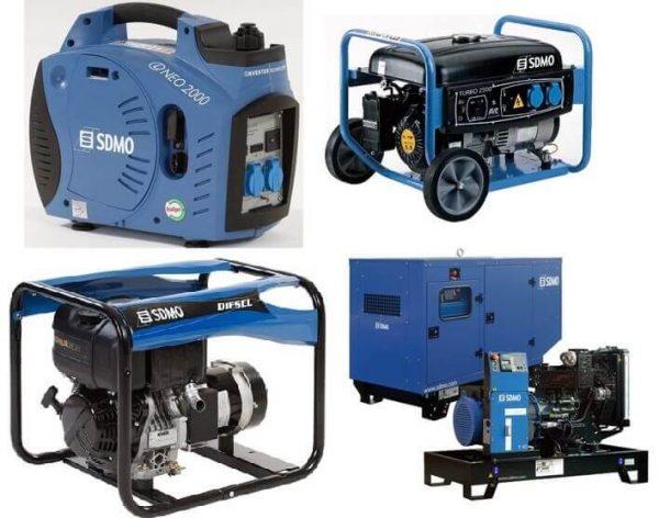 Tipos de generadores eléctricos y cómo funcionan